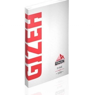 GIZEH MAGNET RED 100LU